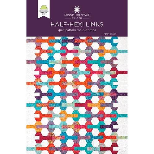 Missouri Star Half-Hexi Links Quilt Pattern