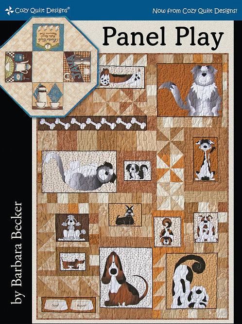 Cozy Quilt Designs Panel Play Quilts Softcover