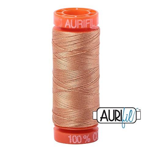 Aurifil 50 200m 2320 Cotton Thread Light Toast