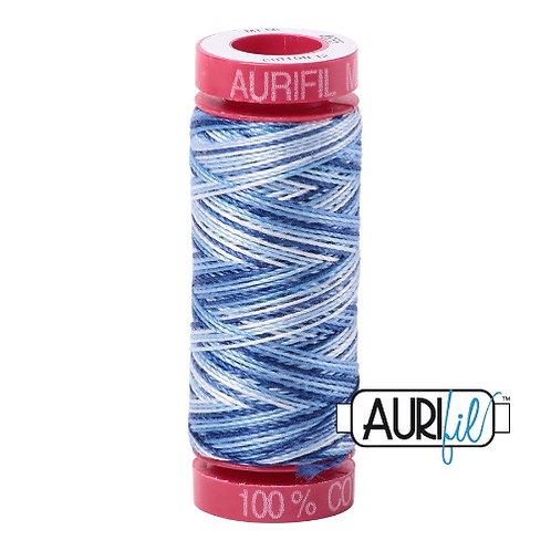 Aurifil 12 50m 4655 Storm at Sea Cotton Thread