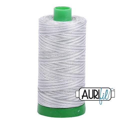 Aurifil 40 1000m 4060 Silver Moon Cotton Thread