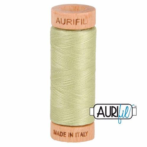 Aurifil 80 280m 2886 Light Avocado Cotton Thread