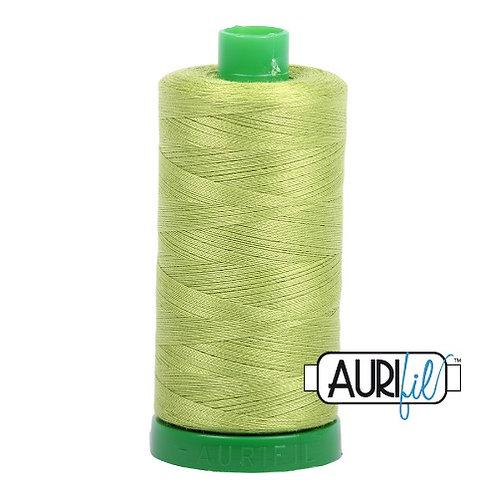 Aurifil 40 1000m 1231 Spring Green Cotton Thread