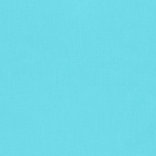 Bahama Blue 1011 - Kona Solids Fabric