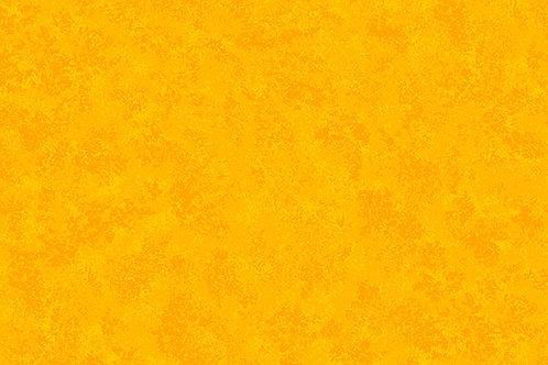 2800/Y08 Bright Yellow Makower Spraytime Fabric