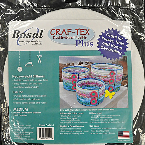 Bosal Craft Tex Camden Bowl Bases - Medium x 2