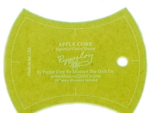 Missouri Star Quilt Company Apple Core 9 3/4. LRG
