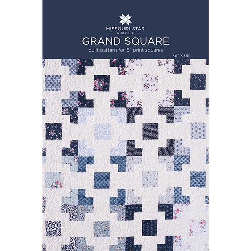 Missouri Star Grand Square Quilt Pattern