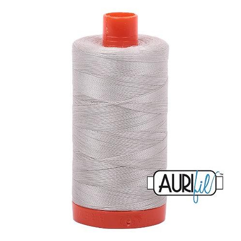 Aurifil 50 1300m 6724 Moonshine Cotton Thread