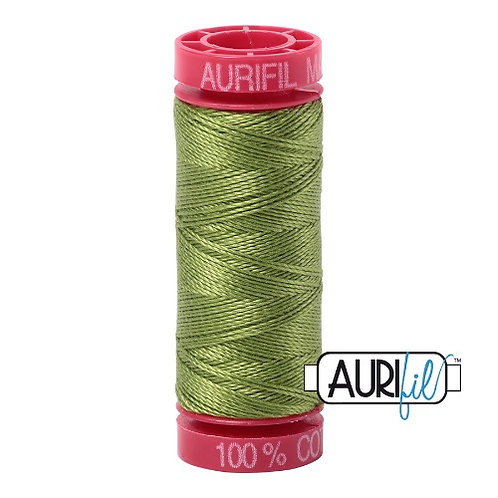 Aurifil 12 50m 2888 Fern Green Cotton Thread