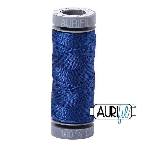 Aurifil 28 100m 2740 Dark Cobalt Cotton Thread