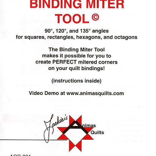 Tool Binding Miter
