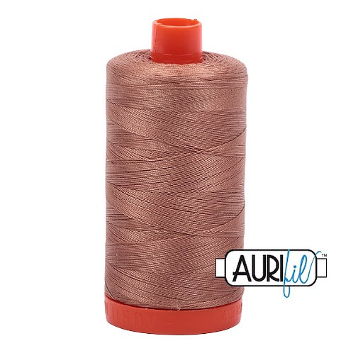 Aurifil 50 1300m 2340 Cafe' au Lait Cotton Thread