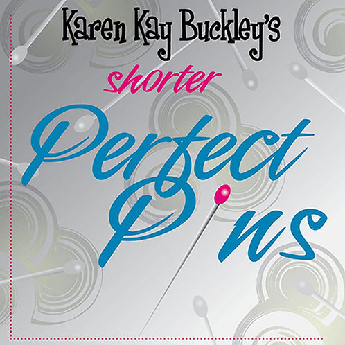 Karen Kay Buckley Shorter Perfect Pins 1in
