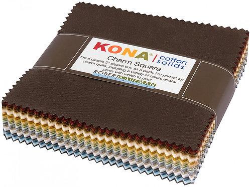 Robert Kaufman Kona Solids Neutral Colorstory 85
