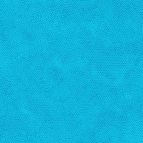 1867/T4 Fairytale Blue Makower Andover Dimples Fabric