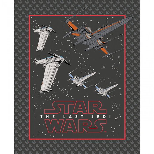 Star Wars Last Jedi Spaceship Panel