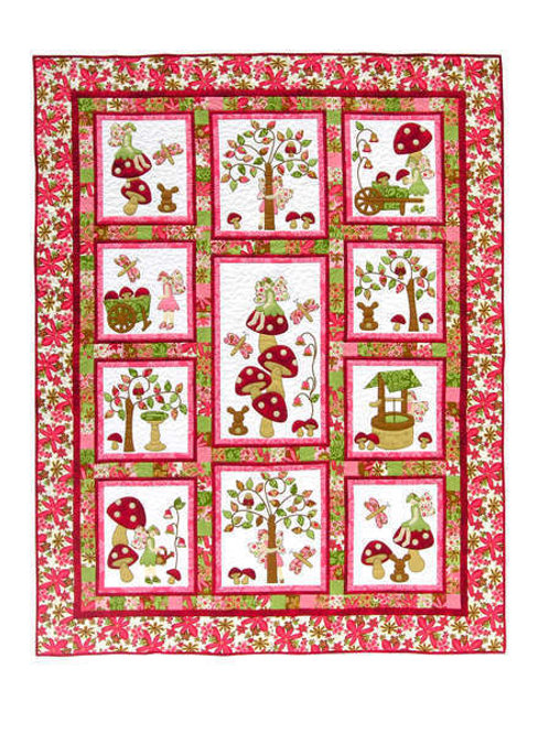 Fairy Tales from Kids Quilts