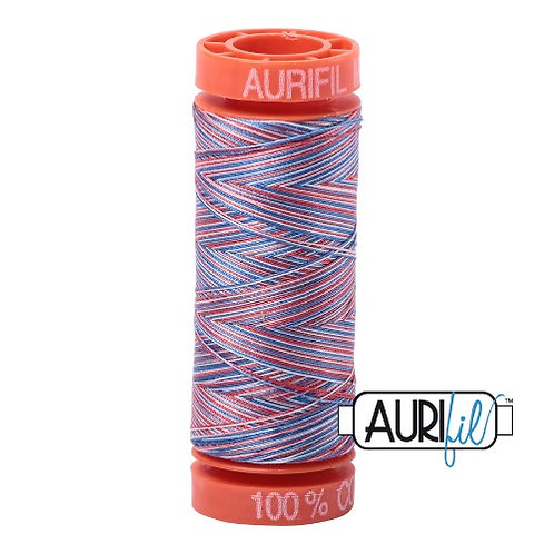 Aurifil 50 200m 3852 Cotton Thread Liberty