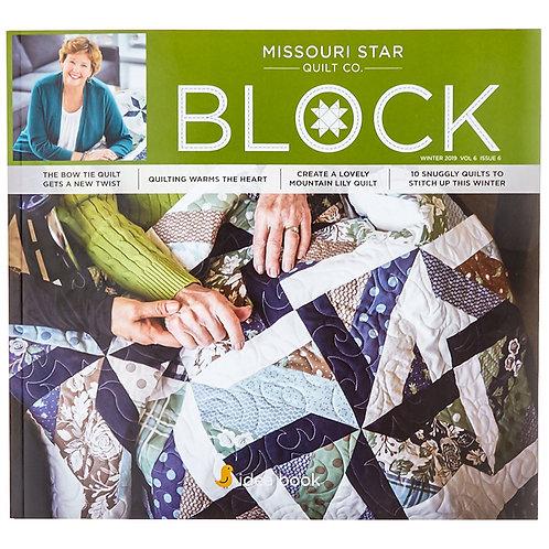 BLOCK Magazine Early Winter 2019 Vol 6 Issue 6