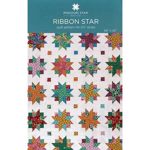 Missouri Star Ribbon Star Quilt Pattern