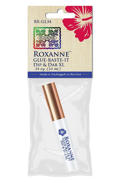 Roxanne Baste It Dip and Dab Glue 0.34oz