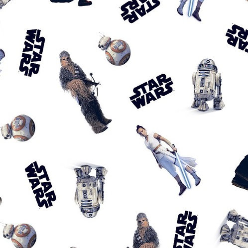 Star Wars Team Fabric