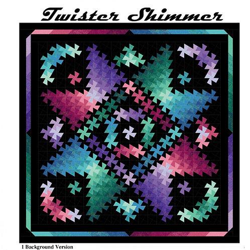 Twister Shimmer Pattern