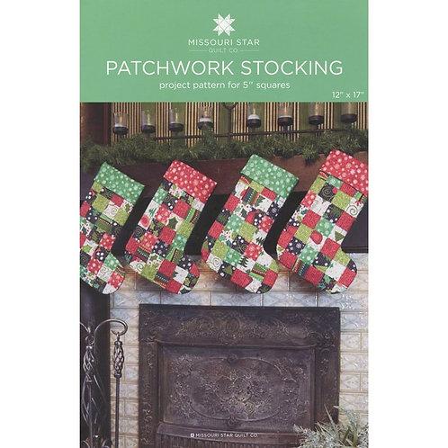 Missouri Star Patchwork Stocking Pattern