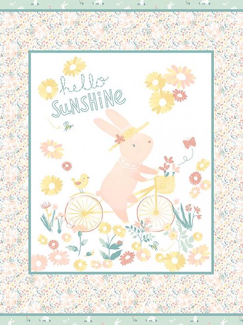 Sunny Bunny Panel