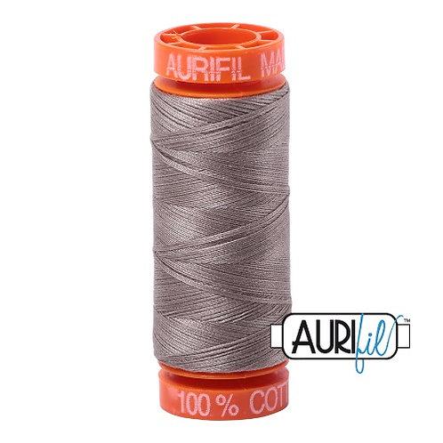 Aurifil 50 200m 6730 Cotton Thread Steampunk