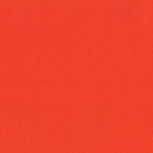 Flame 323 - Kona Solids Fabric