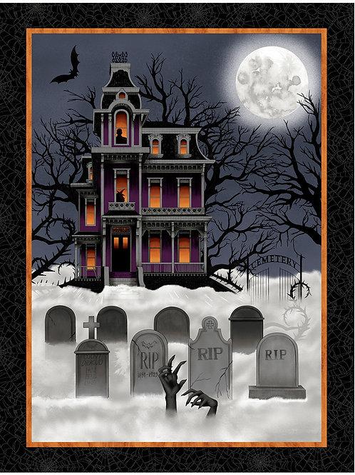 Spooky Night Panel