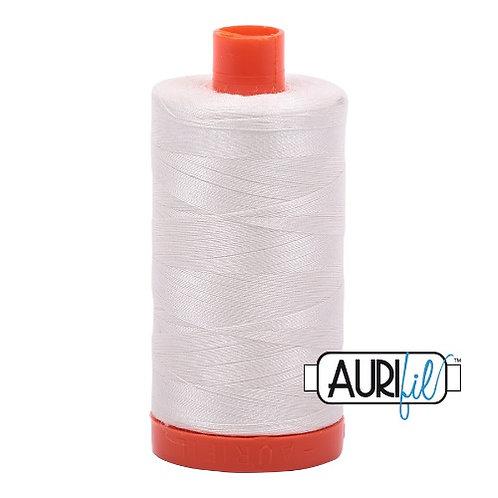 Aurifil 50 1300m 6722 Sea Biscuit Cotton Thread
