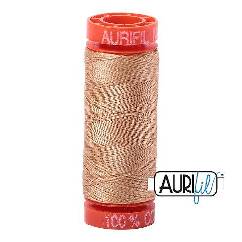 Aurifil 50 200m 2318 Cotton Thread Cachemere