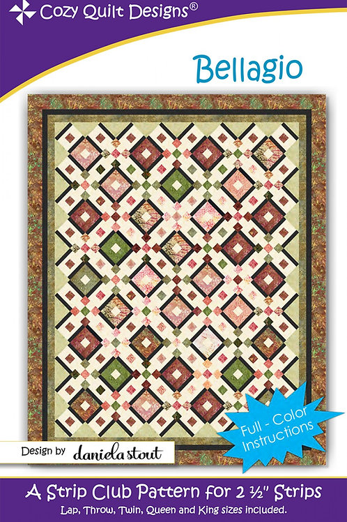 Cozy Quilt Designs Bellagio Quilt Pattern