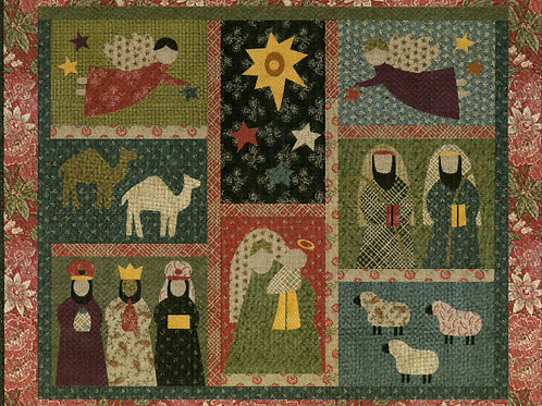 Christmas 101 Quilt Pattern