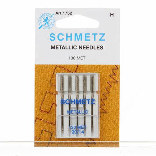 Schmetz Metallic Needles size 90/14