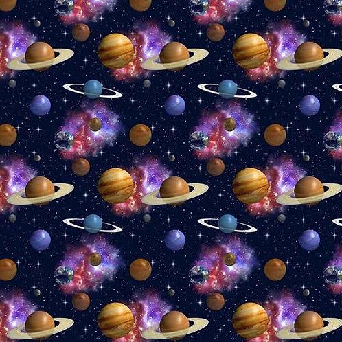 Galaxy Space Fabric