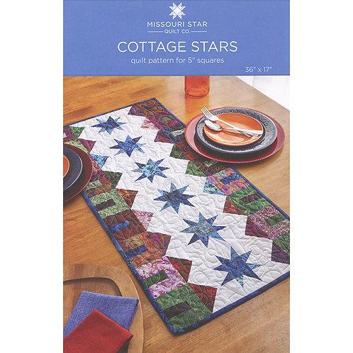 Missouri Star Cottage Stars Pattern