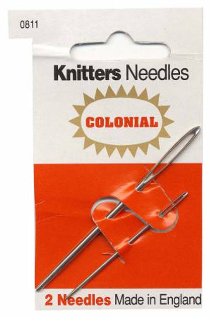 Colonial Wool/Knitters Needles