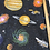 Thumbnail: Planetary Missions Outer Space Fabric Large Print