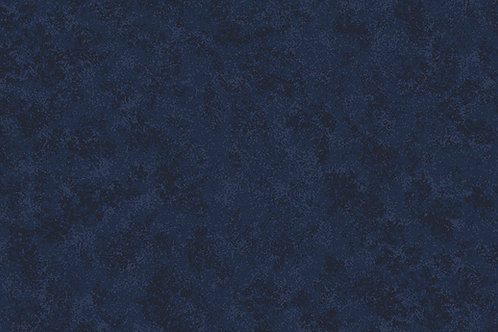 2800/B59 Midnight Blue Makower Spraytime Fabric