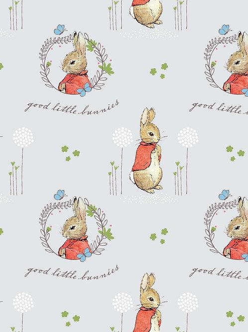 Peter Rabbit Flopsy Mopsy Fabric