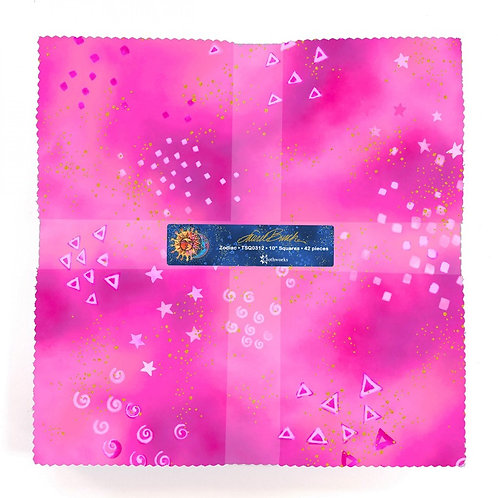 Laurel Burch Zodiac LB Basics Layer Cake