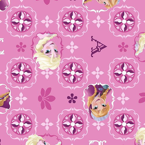 Disney Frozen Sisters Fabric