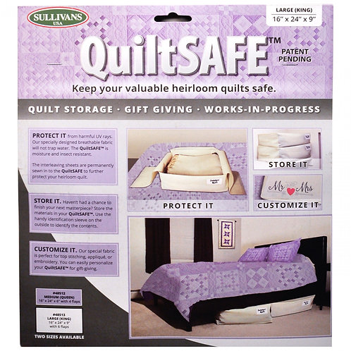QuiltSafe Bag Large
