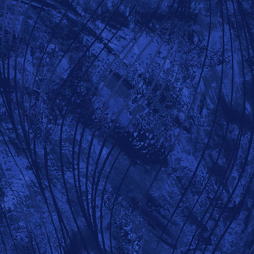 """Maywood 108"""" Dark Blue Go With The Flow Extra Wide Backing Fabric"""