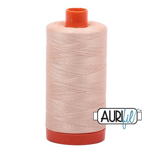 Aurifil 50 1300m 2315 Shell Cotton Thread