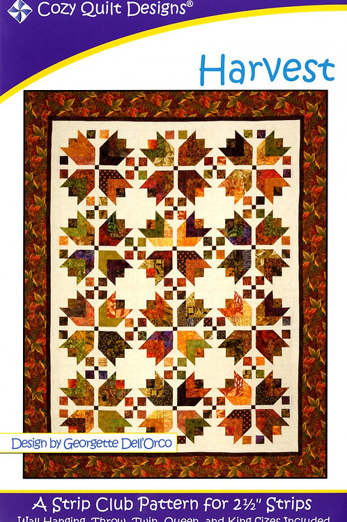 Cozy Quilt Designs Harvest Quilt Pattern